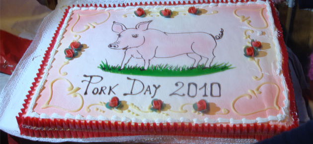 Foto Porkday 2010